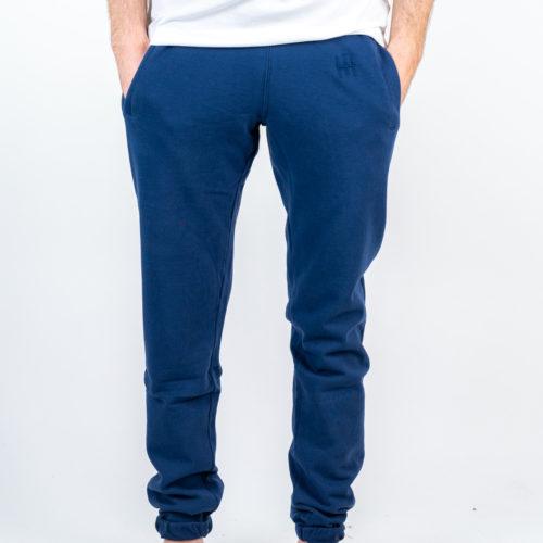 Uomo - Pantalone tasche in felpa non garzata