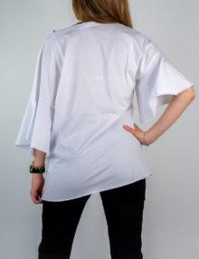 Donna - T-shirt jersey manica 3/4